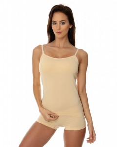 CM00210A Camisole COMFORT COTTON beżowy